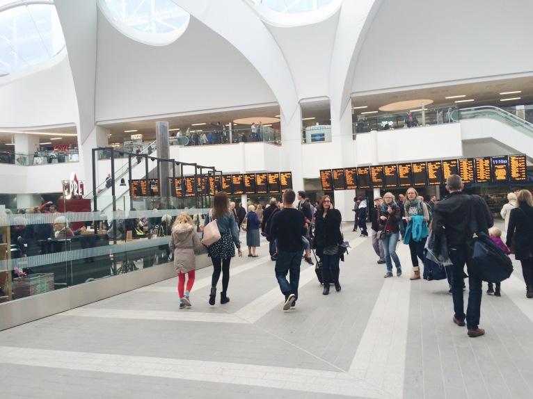 Birmingham New Street Station