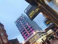 Premier Inn & Urban Outfitters