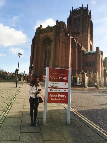Liverpool Cathedral (Church of England)