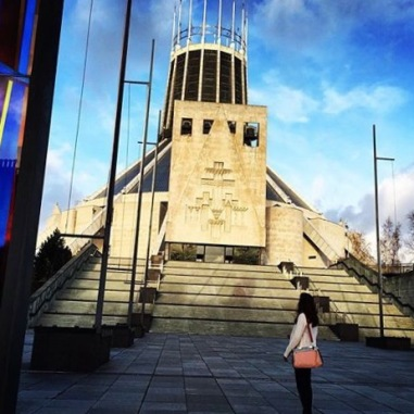 Liverpool Metropolitan Cathedral (Roman Catholic Church)