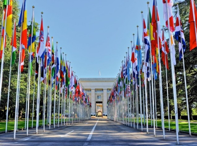 UN Geneva - European Council on Foreign Relations
